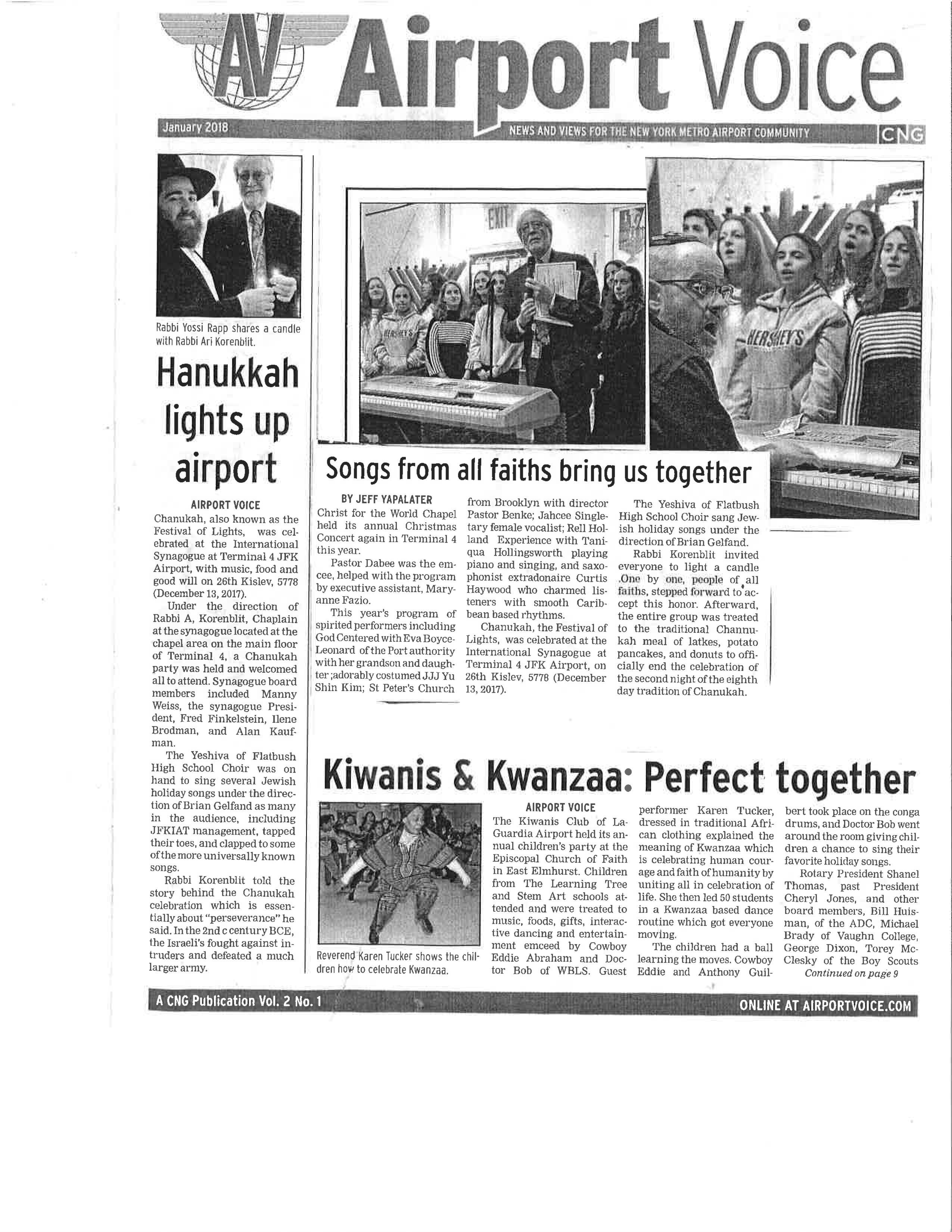 Airport Voice Dec 2017